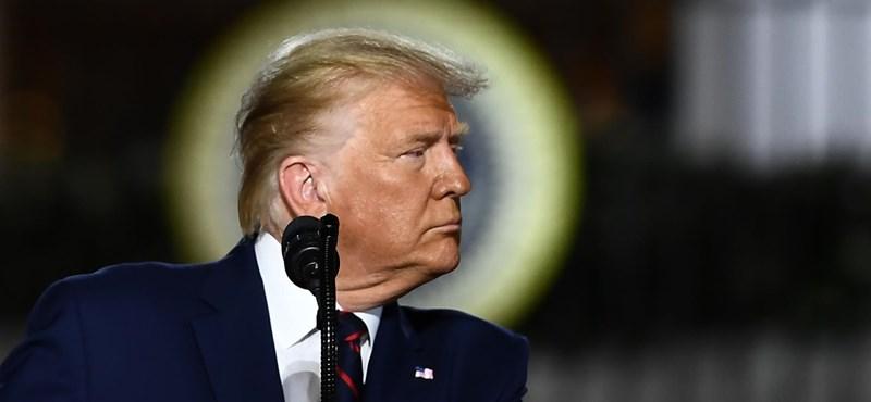 Másodszorra is Nobel-békedíjra jelölték Donald Trumpot