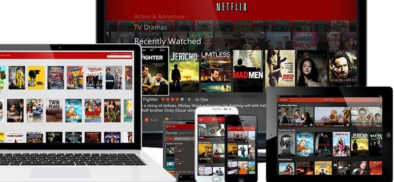 Már használhatja: végre Magyarországon is elindult a Netflix