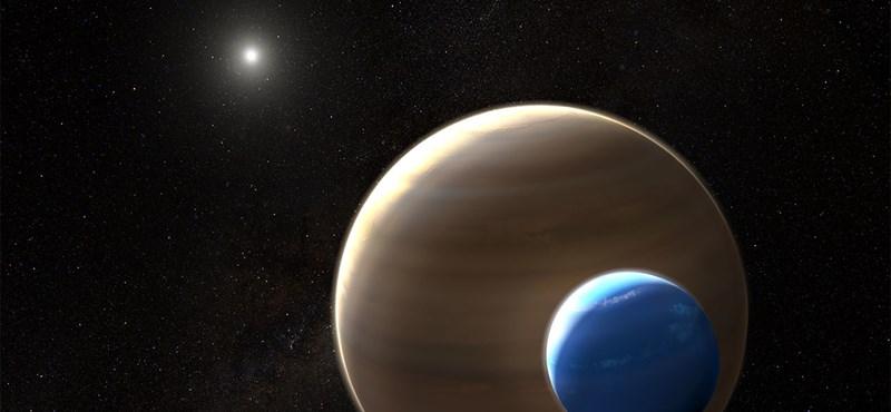 Tudományos áttörés: megtalálták az első holdat, ami nem a Naprendszerünkben kering