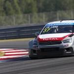 WTCC: Javul a Honda, de nem bírtak a Citroen éllovasával Moszkvában