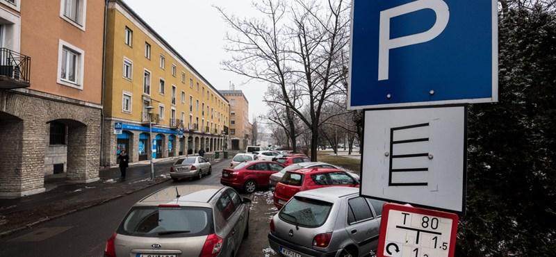 Így lehet könnyen negyvenszeres díjat fizetni egy parkolásért