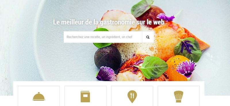 Bárki megtanulhatja ezentúl a francia sztárséfek receptjeit
