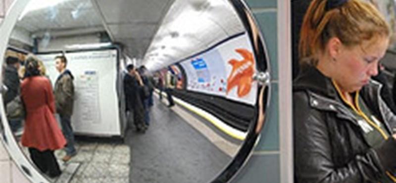 Világháborús túra a régi londoni metróállomáson