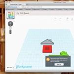 Tervezzünk saját tárgyakat 3D-s nyomtatáshoz, egyszerűen [videó]