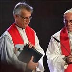 Ferenc pápa menekültek befogadására buzdított