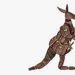 Ausztrál állatokra nyomtattak Louis Vuitton logót