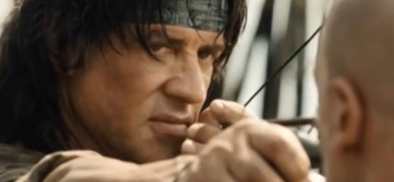 Stallone megerősítette: jön a Rambo 5!