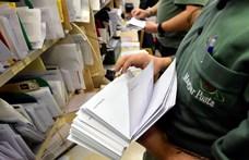 24,5 millió forintnyi biofüvet adott fel a postán