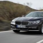 Befutott az új 7-es BMW - képek, adatok