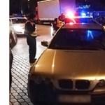 Éjszakai boyracerekre vadászott Budapesten a rendőrség