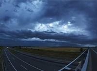 Hidegfront, ónos eső, vacak szombat