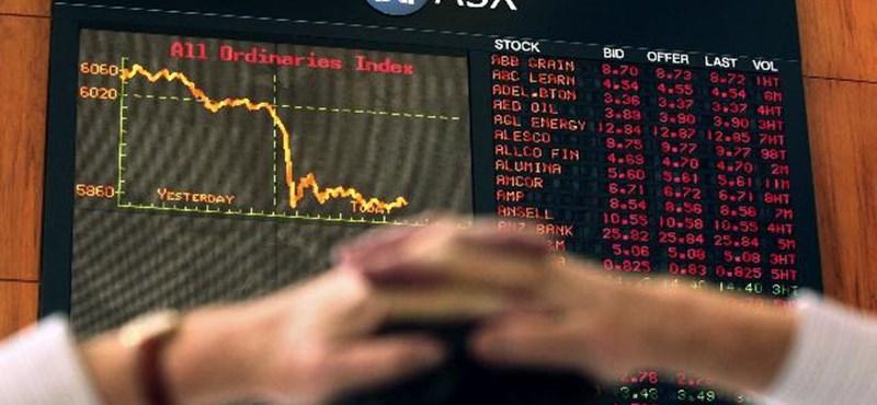 Recesszióba kerülhet a német gazdaság