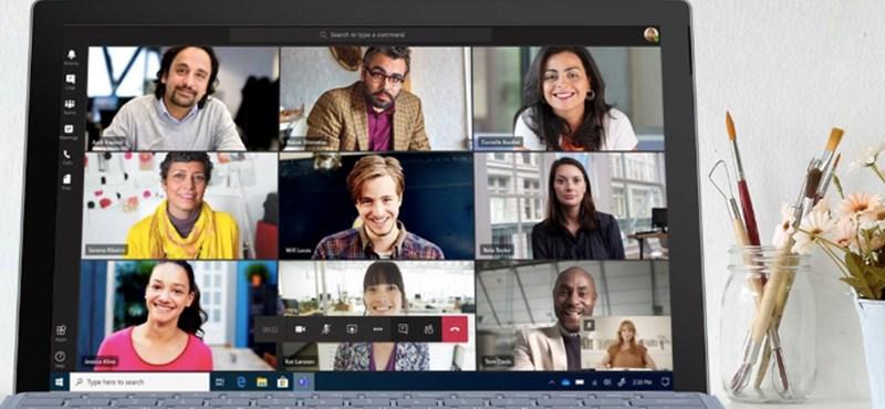 Látványos újdonságokkal bővült a Microsoft Teams