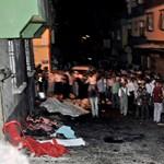 Erdogan: gyerek robbantott a kurd esküvőn