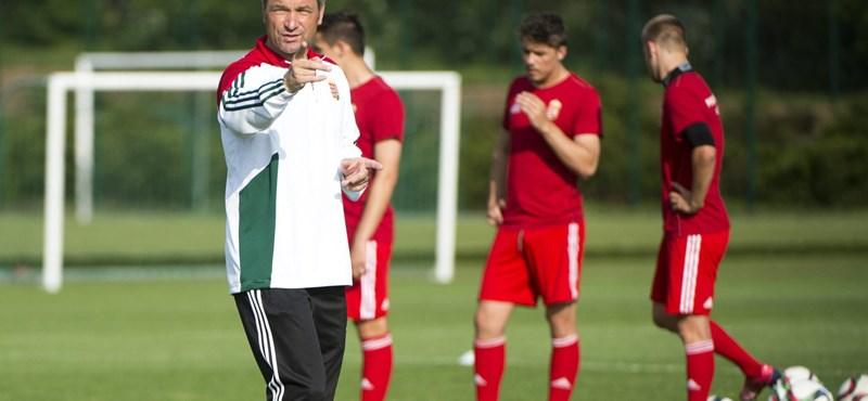 Nincs meglepetés Bernd Storck végleges Eb-csapatában
