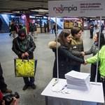 Az ellenzék győzelemként értékeli az olimpiai pályázat visszavonását
