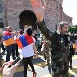 Teljes az örmény ellenzék győzelme