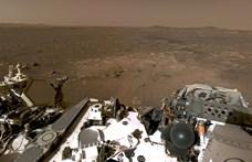 4K-ban nézhet körül a Marsnak azon a részén, ahol a Perseverance landolt