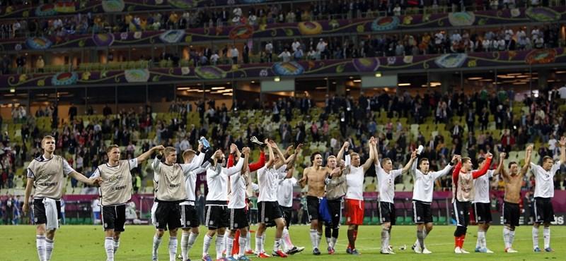 A német válogatott világrekordja