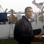 Obama védekezésre kényszerült az olajfolt miatt