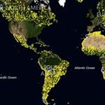 Bing Maps - további 129 terabájt adat