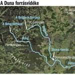 Száz év óta a legalacsonyabb vízállást mérik a Dunán Ausztriában