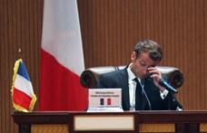 A lefejezett franciatanár ügye miatt bojkottálják a francia termékeket az arab országok