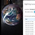 Így ön is szabad szemmel láthatja a Nemzetközi Űrállomást