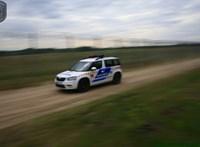 Három helyen is lelassult a forgalom balesetek miatt: az M0-son és Heves megyében