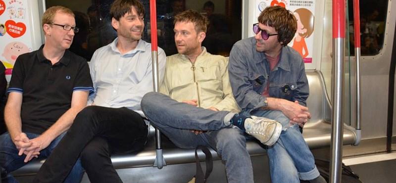 Mit művelt Hongkongban a Blur? – Itt a britpop-hősök új lemeze