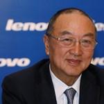 Távozik a cég éléről a Lenovo alapítója