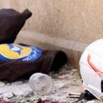 Szíriában mentett aktivistákat Izrael