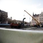 Horthy Miklós teret akar a Parlament előtt a Jobbik