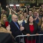 A Sinn Féin kaphatta a legtöbb szavazatot az írországi választáson