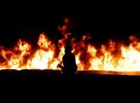 Tűz Mezőfalván: ég a dobozgyár