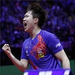 Kínai győzelem a budapesti pingpong vb-n