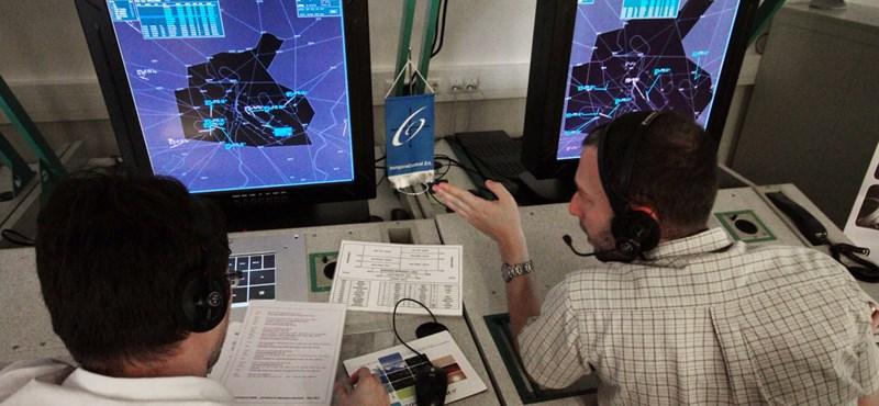 Online légtérigénylő rendszert vezettek be Magyarországon