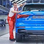 Nagy nap a mai Győrben: elkészült az első új Audi Q3