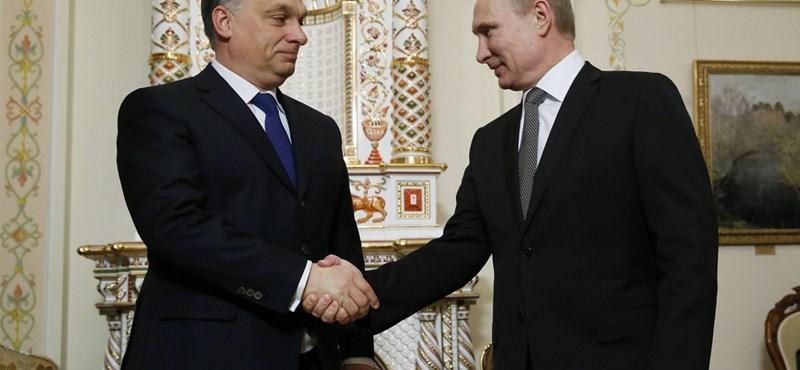 """""""Budapesti emberünk"""" – Orbánról cikkeznek az orosz lapok"""