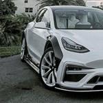 Lamborghini Tesla lett ebből a Model 3-ból