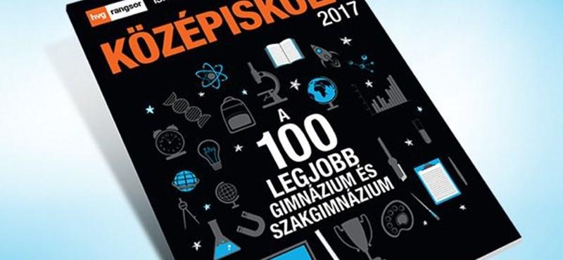 Ez a tíz legjobb budapesti gimnázium - íme, a 2017-es lista