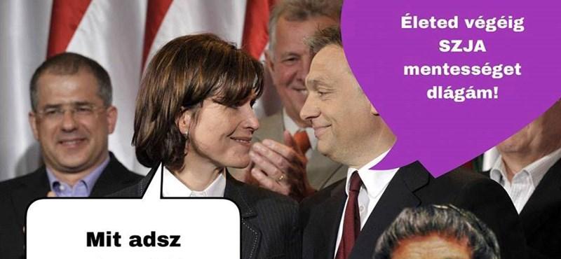 Mém-cunami: gyilkos humorral értékeli Orbán évértékelését a net népe