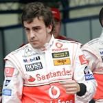 Új részletek: Alonso Magyarországon áskálódott Hamilton ellen