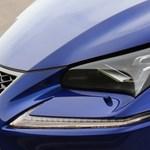 A Lexus beadja a derekát, jön a márka első plugin hibridje