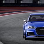 Elkészült az eddigi legerősebb győri Audi