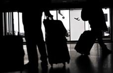 Tűz miatt kiürítették Róma egyik repülőterét