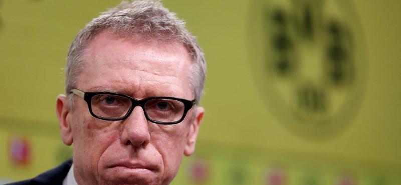 Megvan, ki a Borussia Dortmund új vezetőedzője