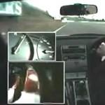 Retró videó: Senna fehér zokniban és makkos cipőben oktat egy Honda NSX-ben