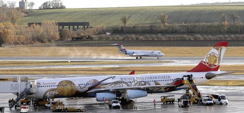 Munkajogi vita miatt késhetnek az Austrian Airlines járatai