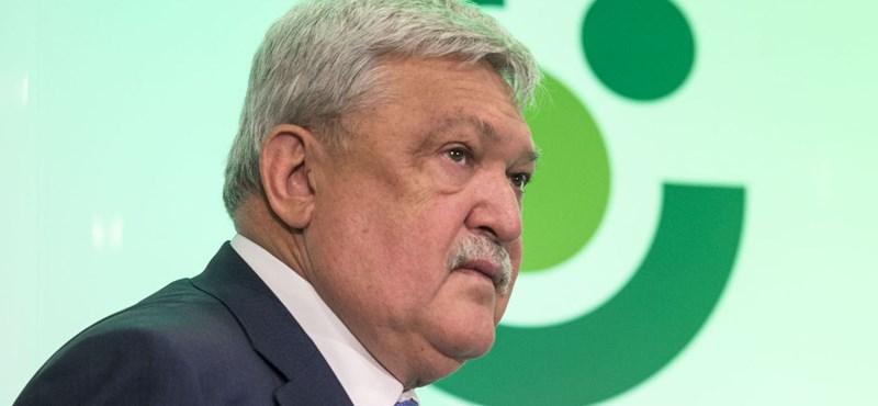 FIFA-alelnök maradt Csányi Sándor